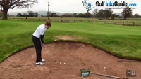 Golf Bunker, 5 Common Mistakes Video - by Pete Styles