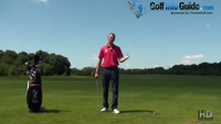 A Lack Of Practice Areas For Golf Downhill Lie Shots Video - Lesson by PGA Pro Pete Styles