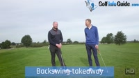 A Simple Checkpoint To Improve Your Backswing Takeaway - Video Lesson by PGA Pros Pete Styles and Matt Fryer