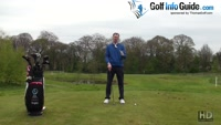 A Simple Formula For Getting Your Golf Aim Correct Video - Lesson by PGA Pro Pete Styles