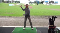 A Step By Step Look At The Golf Down Swing Video - by Pete Styles