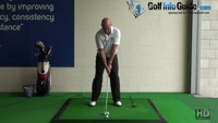 Correct Golf Swing, Sweeping Or Take A Divot Video - by Dean Butler