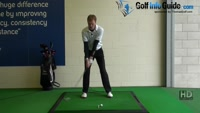 How to Increase Swing Speed, Accelerate at Bottom of Golf Swing not Top Video - by Pete Styles