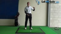 Golf Sidehill Lie, Adjust Club Choice When Playing from Sidehill Lies Video - Lesson by PGA Pro Pete Styles