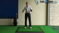 Golf Tips for Chipping, Adjust Your Body from Sidehill Lies Video - Lesson by PGA Pro Pete Styles