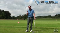 Adjusting The Stance Depending On What Golf Club You Are Using Video - by Peter Finch