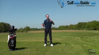 Adjusting To A Flat Golf Ball Flight Video - by Pete Styles