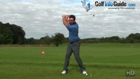 Adjustments From A Full Golf Swing To A Three Quarter Shot Video - by Peter Finch