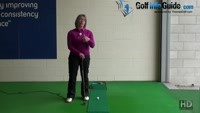 Putting Routine, Advice on a Good Pre Putt Routine Video - by Natalie Adams