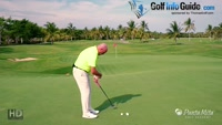 Advise for Big Breaking Putts - Video Lesson by Tom Stickney Top 100 Teacher