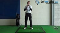 Slice Golf Shot Drill 5 Aim left and hit straight Video - Lesson by PGA Pro Pete Styles