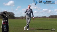 Aiming Properly On Your Golf Approach Shots Video - by Pete Styles