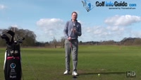 Aiming Your Golf Tee Shots Correctly Video - by Pete Styles