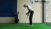 Putting Stance, Align Eyes Over the Golf Ball to Straighten Out Putts Video - by Pete Styles