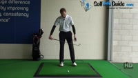 Golf Backswing Turn, Align Slightly Right for Better Turn Video - by Pete Styles