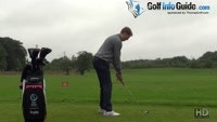Aligning Your Feet Correctly In The Golf Set Up Video - by Pete Styles