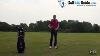 All Golf Shots Start With A Good Target Video - by Pete Styles