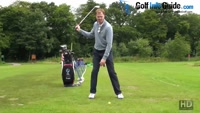 An Anti-Hook Practice Drill Video - Lesson by PGA Pro Pete Styles