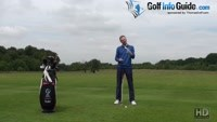 An Easy Drill Technique To Prevent Golf Fat Shots Video - by Pete Styles