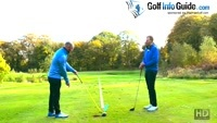 An Easy Way To Stop Slicing And Pushing Your Shots – by PGA Pros Pete Styles & Matt Fryer