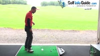 An Object Ahead Of The Golf Ball Drill Video - by Peter Finch