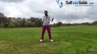 Angel-Cabrera Golf Swing - How To Check Your Footwork Video - by Peter Finch