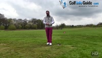 Angel-Cabrera Golf Swing - Quiet Lower Body During The Downswing Video - by Peter Finch