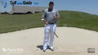 Angle of Attack for Long Bunker Shots by Tom Stickney