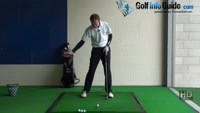 Annika Sorenstam Golf Swing, Early Head Movement Video - by Pete Styles