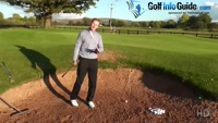 Golf Bunker, Are There Times Where A Sand Wedge Is The Wrong Choice Video - by Pete Styles