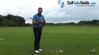 Arms Extending Right Of Target To Stop Golf Slice Video - Lesson by Peter Finch