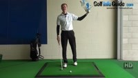 Arnold Palmer pro golfer Helicopter Finish, Golf Swing Video - by Pete Styles
