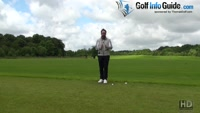 Avoid The Chilli Dip Golf Chip By Accelerating On Shots Video - by Peter Finch