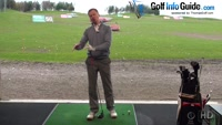 Avoid The Temptation To Rush In Your Golf Swing Transition Video - by Pete Styles