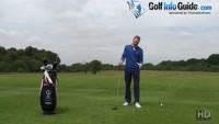 Back In Stance Driving Technique And Strategy For Better Golf Video - Lesson by PGA Pro Pete Styles