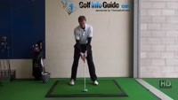 Back Leg Keys a Powerful Golf Swing Video - by Pete Styles