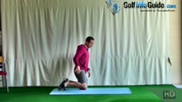 Back Leg Raise For Glute and Leg Flexibility and Power Video - by Peter Finch