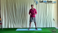 Back Leg Raise With Side Split For Hip Rotation and Power Video - by Peter Finch