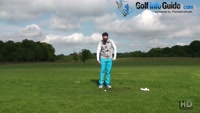 Balance And Weight Is Key When Moving The Golf Ball Back Video - by Peter Finch