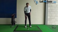 Beginner Golf: Proper Golf Ball Position Video - by Pete Styles