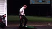 Golf Drill Tip: Ball below feet – Compensations Video - by Pete Styles