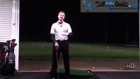 Golf Drill Tip: Ball below feet – What the swing does Video - by Pete Styles