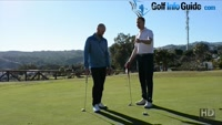 Banish the costly three putts - Video lesson by PGA pros Pete Styles and Matt Fryer