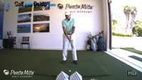 Basic Transition Lesson by PGA Pro Tom Stickney