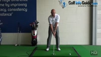 Basic Wide Takeaway  Left Arm Inline With Shaft, Senior Consistency Golf Tip Video - by Dean Butler