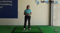 Basics for Correct Golf Punch Shot Women Golfer Tip Video - by Natalie Adams
