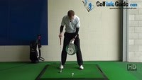 What are stable legs golf Drill 2 Basket between knees Video - by Pete Styles