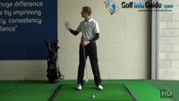 Beginner Golf Tip: How to Make a Proper Practice Swing Video - by Pete Styles