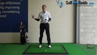 Beginner Golf Tip: Correct Tee Height for Fairway Woods, Hybrids and Irons Video - by Pete Styles