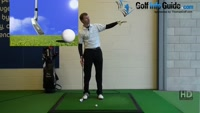 Beginner Golf Tip: What Causes Thin Shots and Slices? Video - by Pete Styles